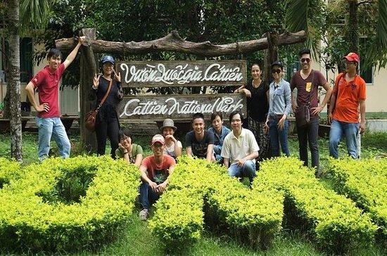 Trek Cat Tien National Park 2 Tage