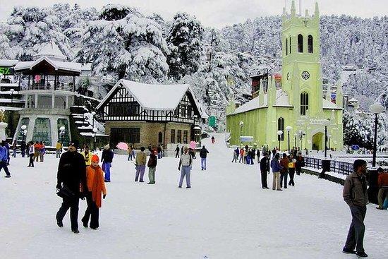 Pacote Shimla-Manali 6 Dias pela...