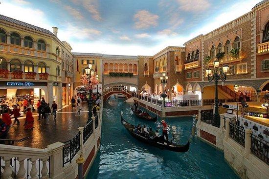 Macau Venetian Gondola Ride...