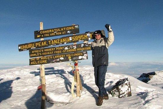 Mt Kilimanjaro Climb - 6 days Marangu