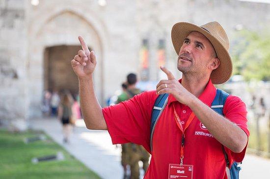 Jerusalén antigua: tour por la ciudad...