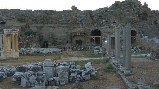 Side, Turkey: Античный полис Сиде