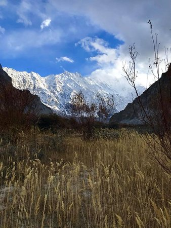 Passu with  Crossroads Adventure