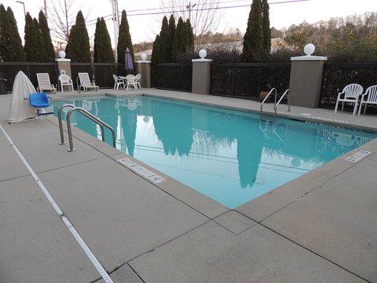 Trussville, ألاباما: Pool