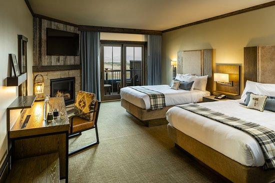 Sage Lodge: Guest room