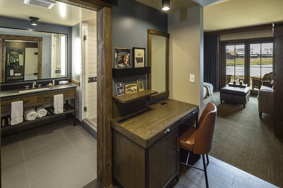 Sage Lodge: Guest room amenity
