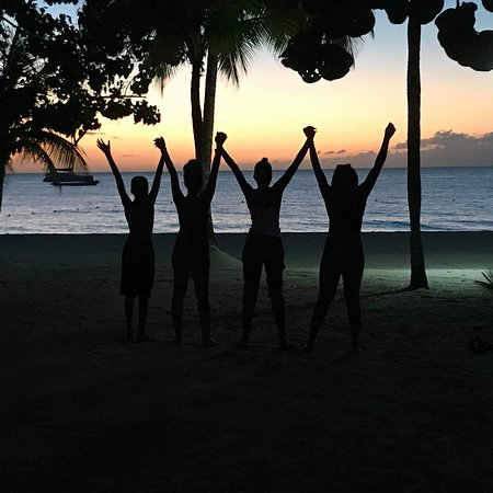 Nirvana on the Beach-billede