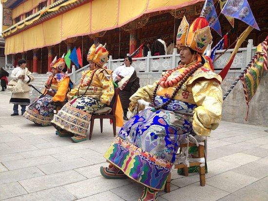 Gannan County, China: Tibetan New Year Festival