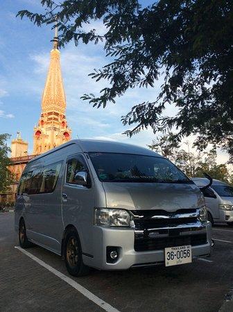 Minibus Vip Phuket