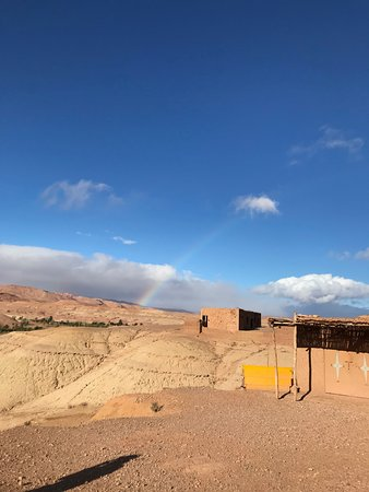 3-Day Private Morocco Desert Tour from Marrakech to Erg Chegaga Dunes: Raindow =)