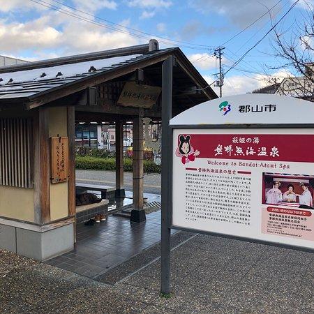 東京からのアクセスが良い美人の湯です