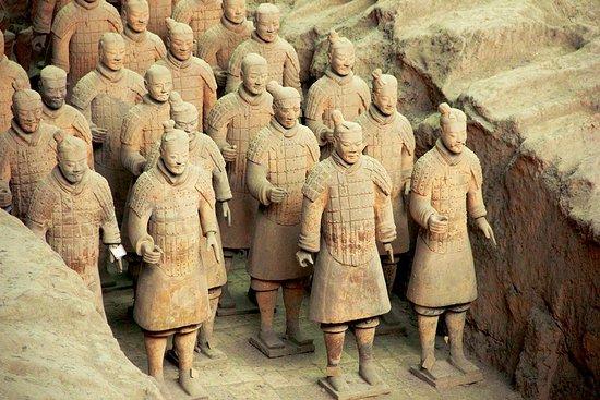 Odynovo: Terracotta Warriors