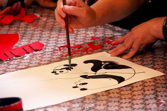 Odynovo: Calligraphy