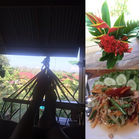 Na wyspie Ko Jum jest świetne miejsce w którym serwują swierze owoce morza prosto z plantacji właściciela MutuSeafood Restaurant