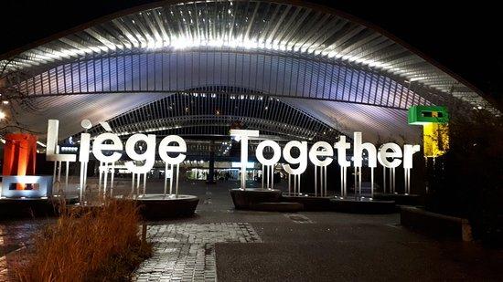 Gare de Liege-Guillemins-billede