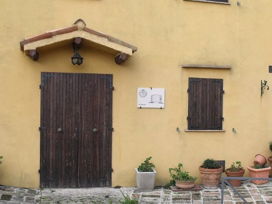 Castel d'Emilio, Italy: La taverna del borgo