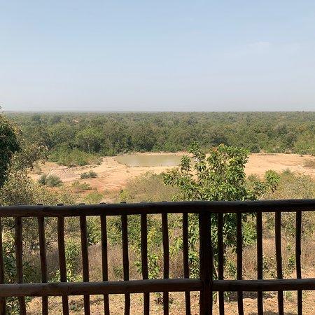 Mole National Park, Ghana: Zaina lodge