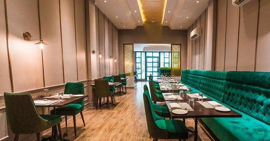 Namaste India BKK - a touch of modern classy interior