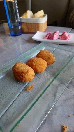 Restaurante Gigi: Croquetas