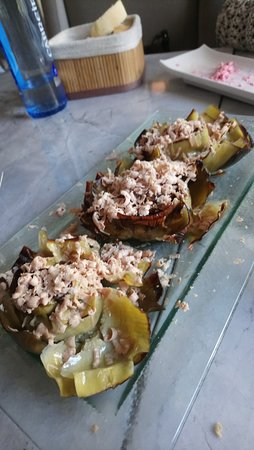 Restaurante Gigi: Alcachofas