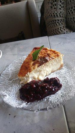 Restaurante Gigi: Tarta de Queso