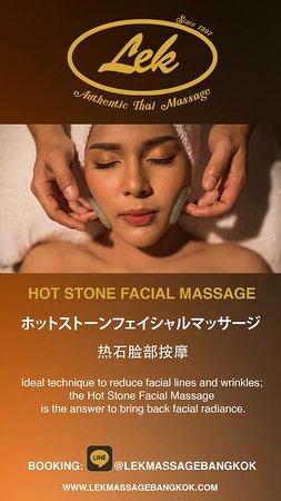 Hot Stone Facial