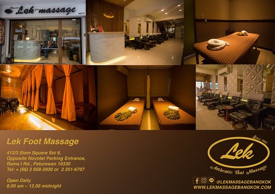 Lek Massage Bangkok - Lek Foot Massage
