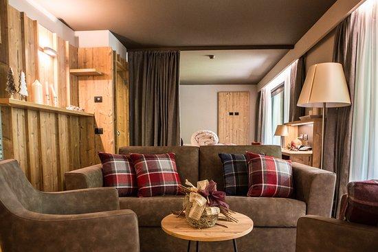 Foto de Hotel La Vetta, San Domenico: Classic Suite