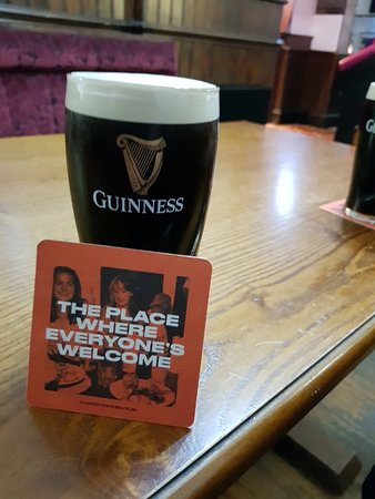 Rose and Crown: Great guinness