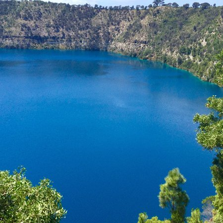 Фотография The Blue Lake