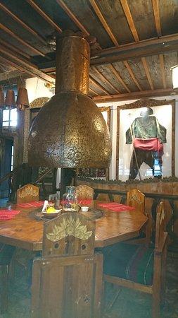 Restaurant/museum