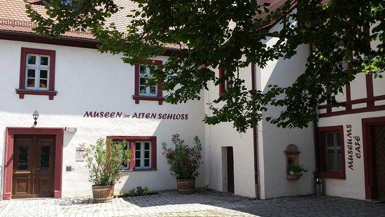 Museen im Alten Schloss