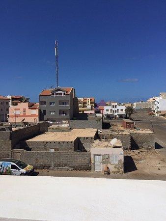 Hotel Da Luz : Utsikten från terrasserna, in mot Santa Maria