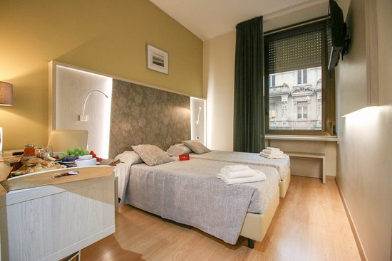 """Hotel Diplomatic: Nuove camere """"Confort"""""""