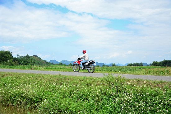 See this amazing country with Motorcycle Adventures Vietnam