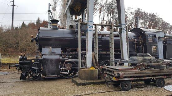DSF - Verein Depot und Schiennefahrzeuge Koblenz