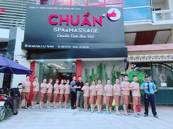 Chuan Spa & Massage