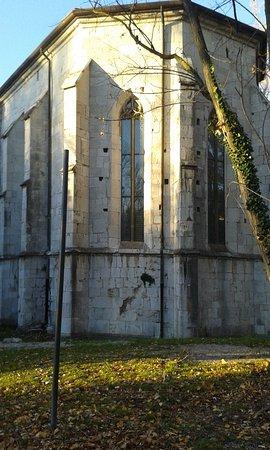 Chiesa di san Giovanni in Tuba, Duino