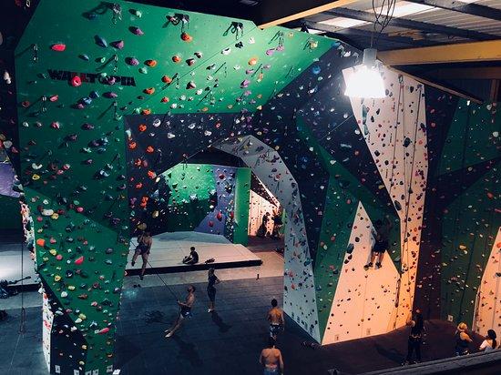 Green Spider Indoor Climbing