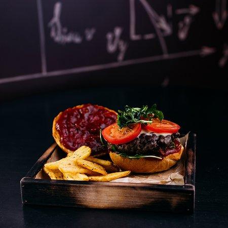 Бургер итальянский