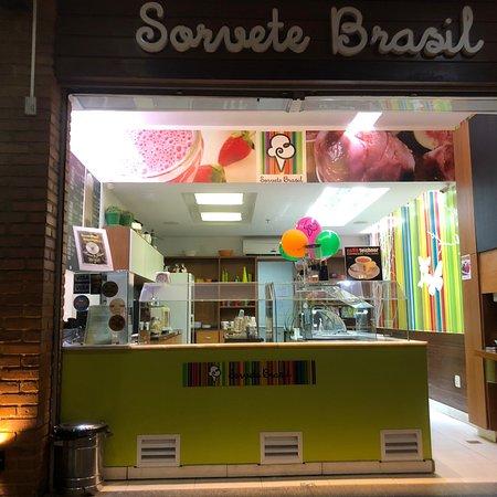 Sorvete Brasil de Itaipava