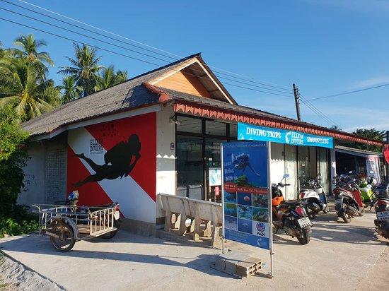 Ko Yao Yai, Tailandia: Base