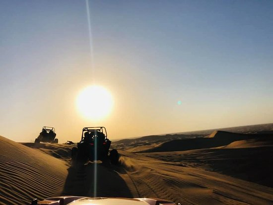 Twilight Sunset Buggy Tours para 2 personas: sunXsandXbuggy