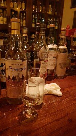 Special bar bottling