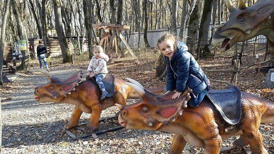 Dinopark Rex