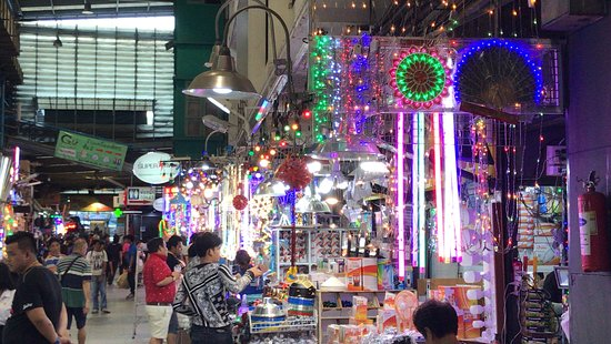 Klong Thom Night Market
