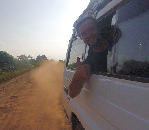 road-tripping through savannah ))))