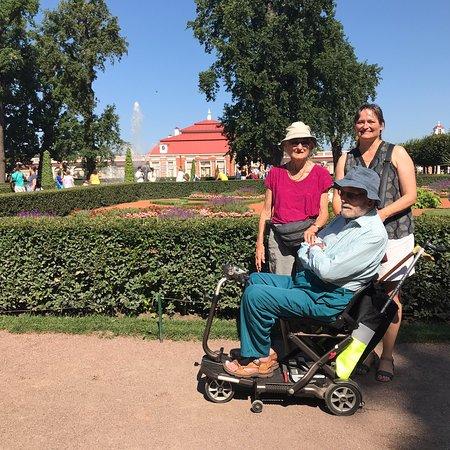 Ảnh về Liberty Ltd. Wheelchair Accessible Tours