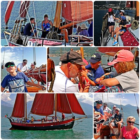 La Vela Rossa: Impressionen von Gästetörns