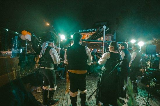 Celebraciones irlandesas.